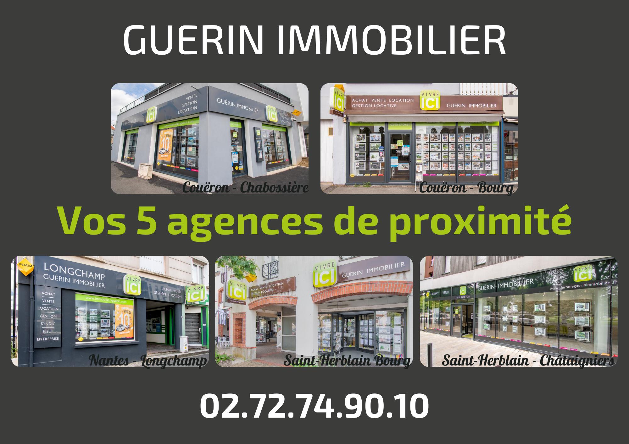 5 agences immobilières de proximité !