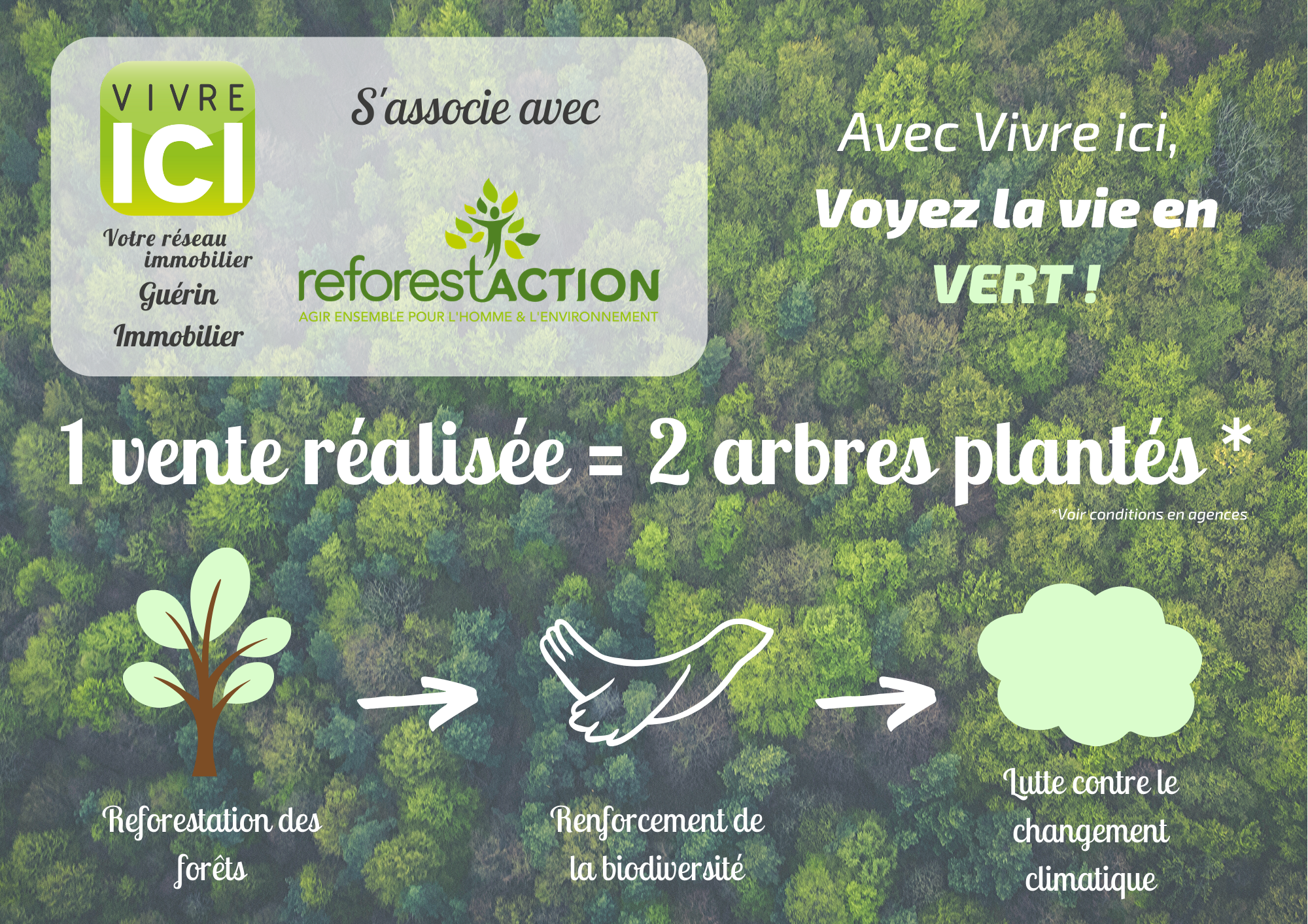 Opération Reforest'Action