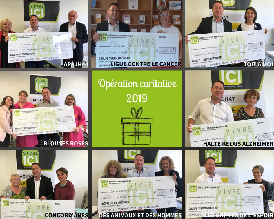 Opération caritative